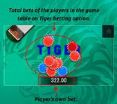 SBOTOP Live Casino  Dragon Tiger Multiplayer Stake Amount