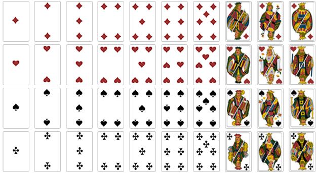 Genovesi Cards