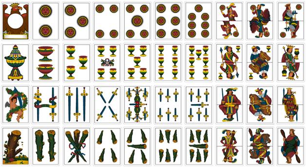 Piacentine Cards