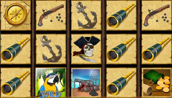 Pirate Island Example 2