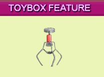 Fluffy Favourites Toy Box Feature