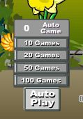 Secret Garden Auto Play Button