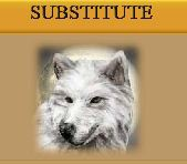 Shaman's Dream Wolf Symbol