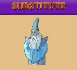 White Wizard Wizard Symbol