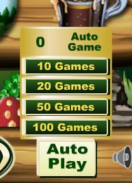 Irish Luck Auto Play Button