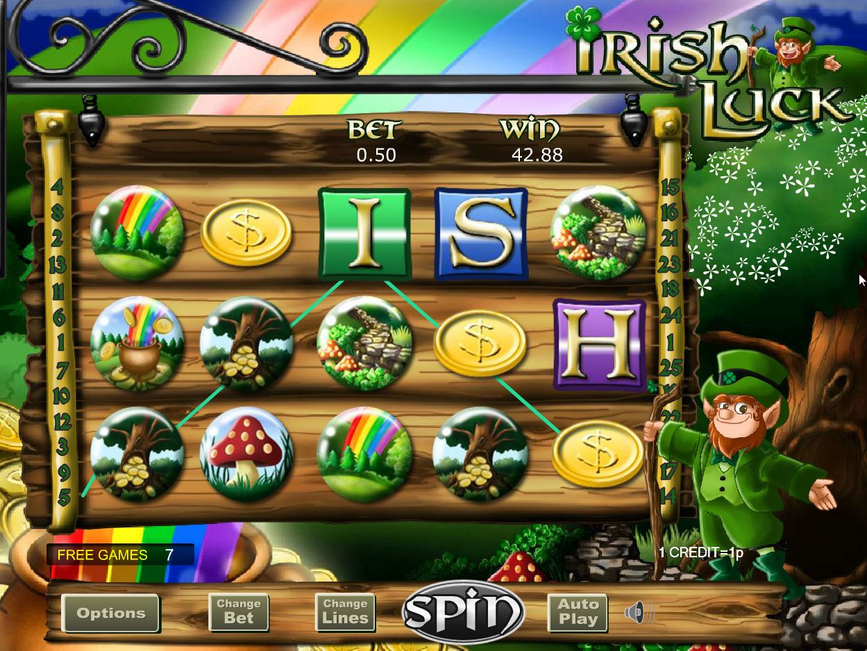 Irish Luck in Free Games During Prize Pick