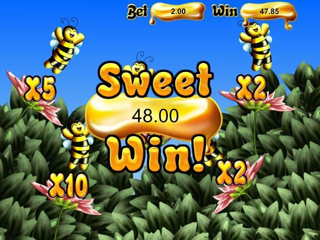 Beez Kneez Prize Pick Win