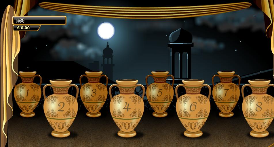 Turkish Nights Bonus Games