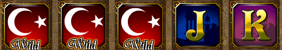 Turkish Nights Wild Icon