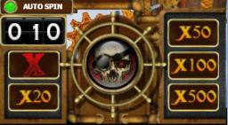 Sky Pirates Auto Spin