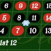 Roulette Corner: 7-11