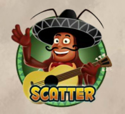 Las Cucas Locas Scatter Symbol
