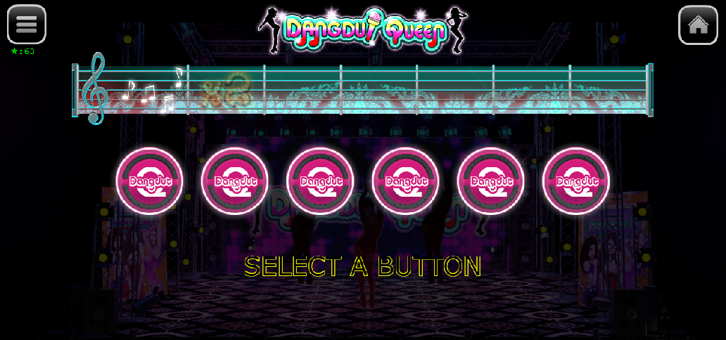 Dangdut Queen bonus game start scene.jpg