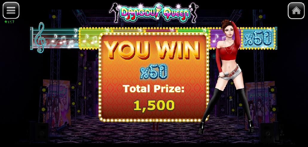 Dangdut Queen bonus game total prize displayed scene.jpg
