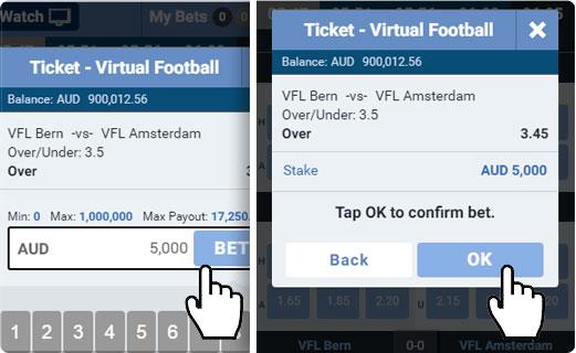 Virtual Football League confirm bet scene.jpg