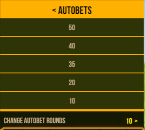 Fur Balls auto bet rounds setting.png
