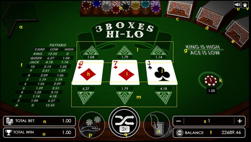 Three Boxes Hi-Lo user interface.png