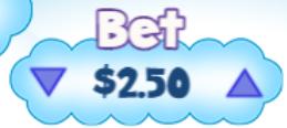I Love Christmas bet amount display.png