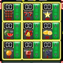 Fruity Fruits betting options.png