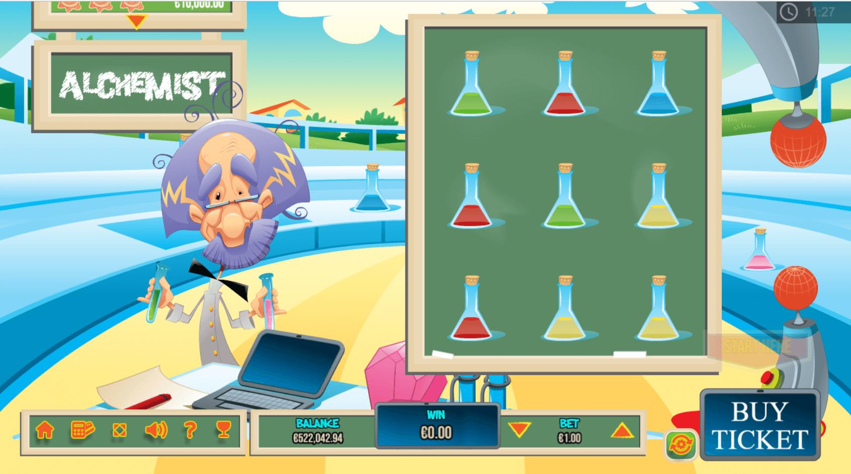 The Alchemist game starting scene.png