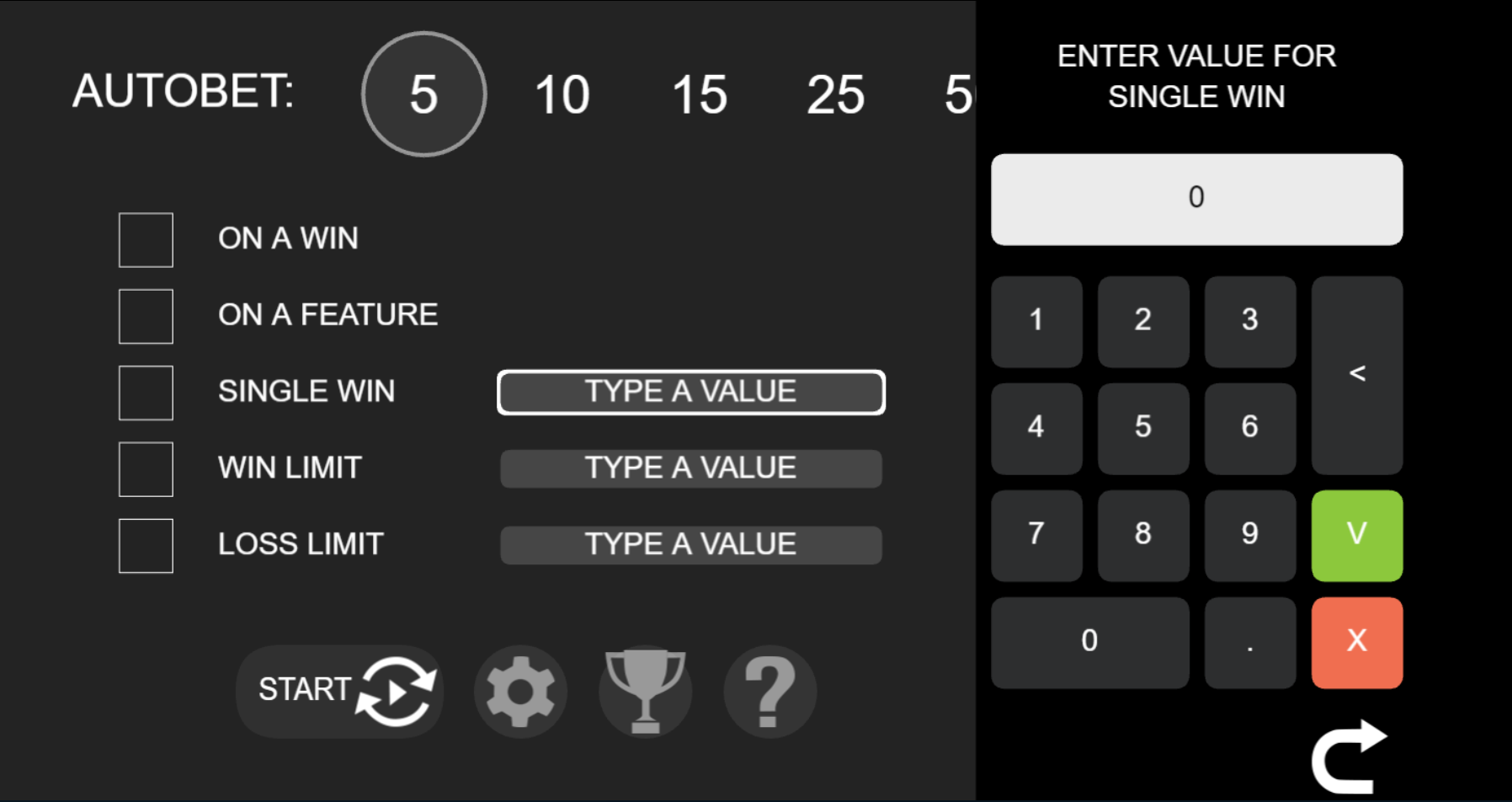 Sharknado autobet settings for mobile.png