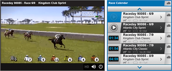 Virtual Horse Racing events with play symbol.png