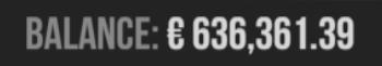 Lucky Keno balance amount display for mobile.png
