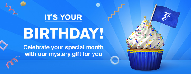 Birthday Gift Promotion