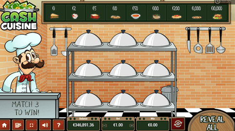 Cash Cuisine game starting scene.png