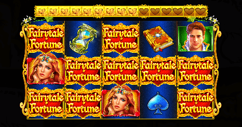 Fairytale Fortune super wilds