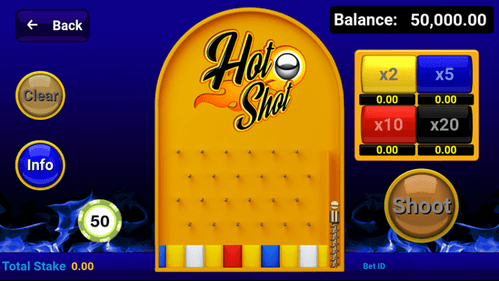 HotShot - Starting the Game