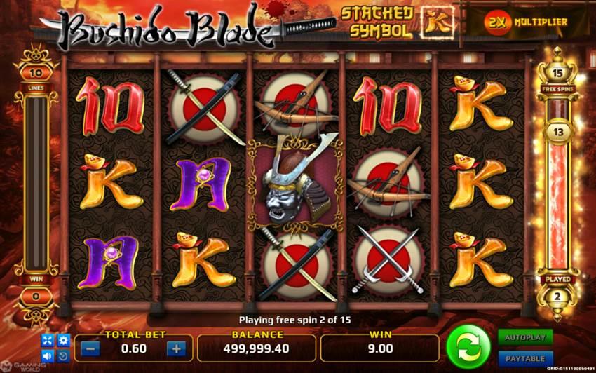 Bushido Blade Betting Rules - SBOTOP Information Center