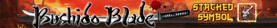 Bushido Blade stacked symbols