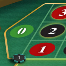 SBOTOP Casino Trực Tiếp - ROULETTE Zero Section